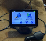 Garmin Nuvi 2555lmt 5and039and039gps Bundle Maps And Traffic. Gps Dash Mount And Charger