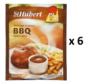 St. Hubert Bbq Sauce Mix 57 G - Pack Of 6 - From Canada