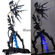 Gsc 1/8 Scale Black Rock Shooter Inexhaustible Ver Pvc Figure Gk Toy With Light