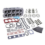 2.0t Engine Cylinder Head And Repair Rebuilding Kit Fit For Vw Audi Bwa Bpy Axx