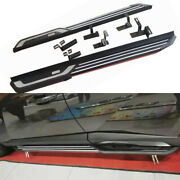 Fits For Hyundai Tucson Nx4 2022 Door Side Step Pedal Running Boards Nerf Bar