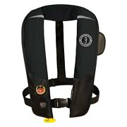 Mustang Survival Md3183/02-bk Hit Automatic Black Inflatable Life Vest