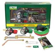 Victor 0384-2112 Journeyman Ii Af540/510lp Edge 2.0 Propane Cutting Torch Outfit
