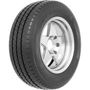 2 New Federal Ecovan Er02 215/75r16c Load E 10 Ply Commercial Tires