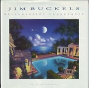 Jim Buckels Metaphysical Landscapes By Mccormack, Ed Book The Fast Free