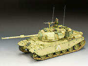 King And Country Idf035 Israeli Army Centurion Tank 1/30 Metal Toy Soldier
