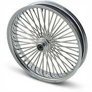 Drag Specialties Front Wheel Single Disc 23 X 3.75 For 08+ Fl With Abs 0203-0558