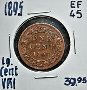 1895 Canada One Cent