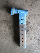 Ford New Holland 4630 Tractor Front Axle Extentions Left Hand E2nn3007eb