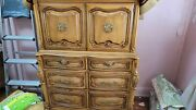 Dixie Furniture Complete Bedroom Set From The 1950and039s Mint Condition 6 Pieces