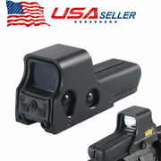 Tactical Holographic Sight Weapon Scope Red Green Dot 552 Accurate Sight Us