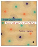 Patricia E Higham-post-qualifying Social Work Practice Bookh New