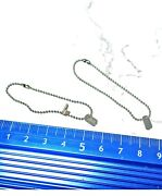 1/6 Hot Toys Platoon Action Figure Accessory Necklace