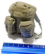 1/6 Hot Toys Platoon Action Figure Accessory Backpack Bag