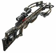 Ten Point Turbo M1 Crossbow Package With Acudraw Pro/acudraw 50 Sled - Mossy Oak
