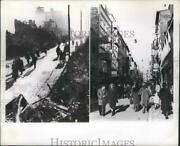 1965 Press Photo Shopping Center Cologne Germany After The End Of Ww Ii