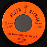 Russ Eden Lady / Does Anybody Know What Time It Is Dream Machine 7 Single