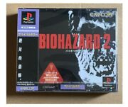Capcom Biohazard 2 Resident Evil 2 Sony Playstation Ps1 Game Software From Japan