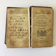1800s Family Bible New Testament - Damaged
