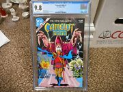 Camelot 3000 1 Cgc 9.8 Dc 1982 Brian Bolland Cover White Pgs Nm Mint 1 Of 12