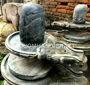 18 Marble Amazing Religious Temple Decor Marble Shivling Religious Gifts E1158