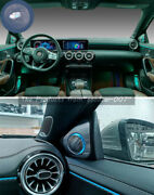 W177 Led Tweeters For Benz A Class 2019-2021car Outlet 3d Rotary Tweeter