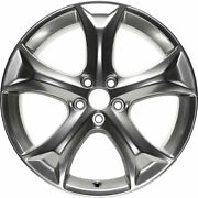 New 20 X 7.5 Hyper Silver Replacement Wheel Rim For 2009 - 2016 Toyota Venza