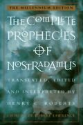 The Complete Prophecies Of Nostradamus By Lawrence, Robert Hardback Book The