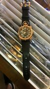 Ct Scuderia Watch Master Time - Cs10150n On Brown Salesmen Samples Great Value
