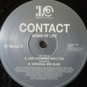 Contact - Signs Of Life 12 Single