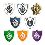 Blue Peter Enamel Pin Badge | All Varieties And Colours | Novelty Kids Tv Lapel
