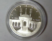 Proof 1984-s Olympic Commemorative 90 Silver Dollar In Capsule