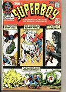 Superboy 174-1971 Fn 68 Page Giant Curt Swan