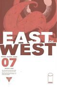 East Of West Comic 7 Cover A First Print 2014 Jonathan Hickman Dragotta Martin .