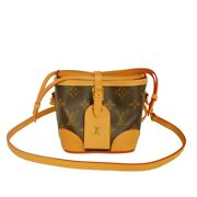Authentic Louis Vuitton Noe Perth M57099 Shoulder Bag Cross Body Monogram ...