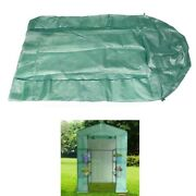 4 Tier Mini Greenhouse Pe Plastic Garden Grow Green House Cover Replacement