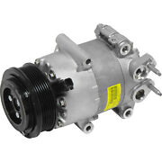Universal Air Conditioner Uac Co 9781c A/c Compressor With Clutch New
