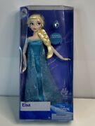 Disney Frozen Elsa 11.5 Inch Classic Doll With Ring
