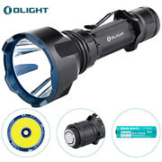 Olight Warrior X Turbo Tan 1100-lumen Tactical Led Torch Rechargeable Flashlight