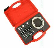 6-piece Brake Cylinder Pump Oil Drain Socket Wrench Brake System Exhaust Wrench