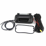 Trucks Tailgate Handle Mount Backup Rear View Camera For Ford F150 F250 F350