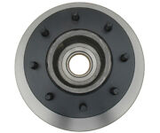 Disc Brake Rotor And Hub Assembly-specialty - Truck Front Fits F-350 Super Duty