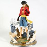 One Piece Luffy Gk Monkey Pvc Model Action Figure 1/5 Scale With Box New