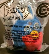 Chicago Cubs Furby Talking Buddies 2000 Limited Edition Sealed Packaging New