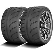 2 New Toyo Proxes R888r 325/30zr20 102y High Performance Tires