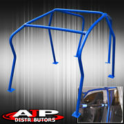 For Mk4 Mark 4 Golf Gti 6 Point Roll Cage Racing High Performance Track Blue