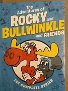 The Adventures Of Rocky And Bullwinkle And Friends The Complete Series Dvd