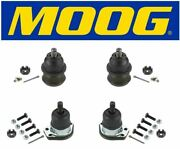 Moog 2 Upper And 2 Lower Ball Joint Kit For 1968 Chevrolet Chevy Ii