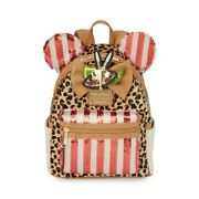 Disney Minnie Mouse Main Attraction Jungle Cruise Bag - Brand New