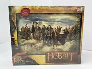 The Hobbit An Unexpected Journey 1000 Piece Jigsaw Puzzle Ages 12+ Brand New